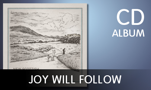 Joy Will Follow CD album